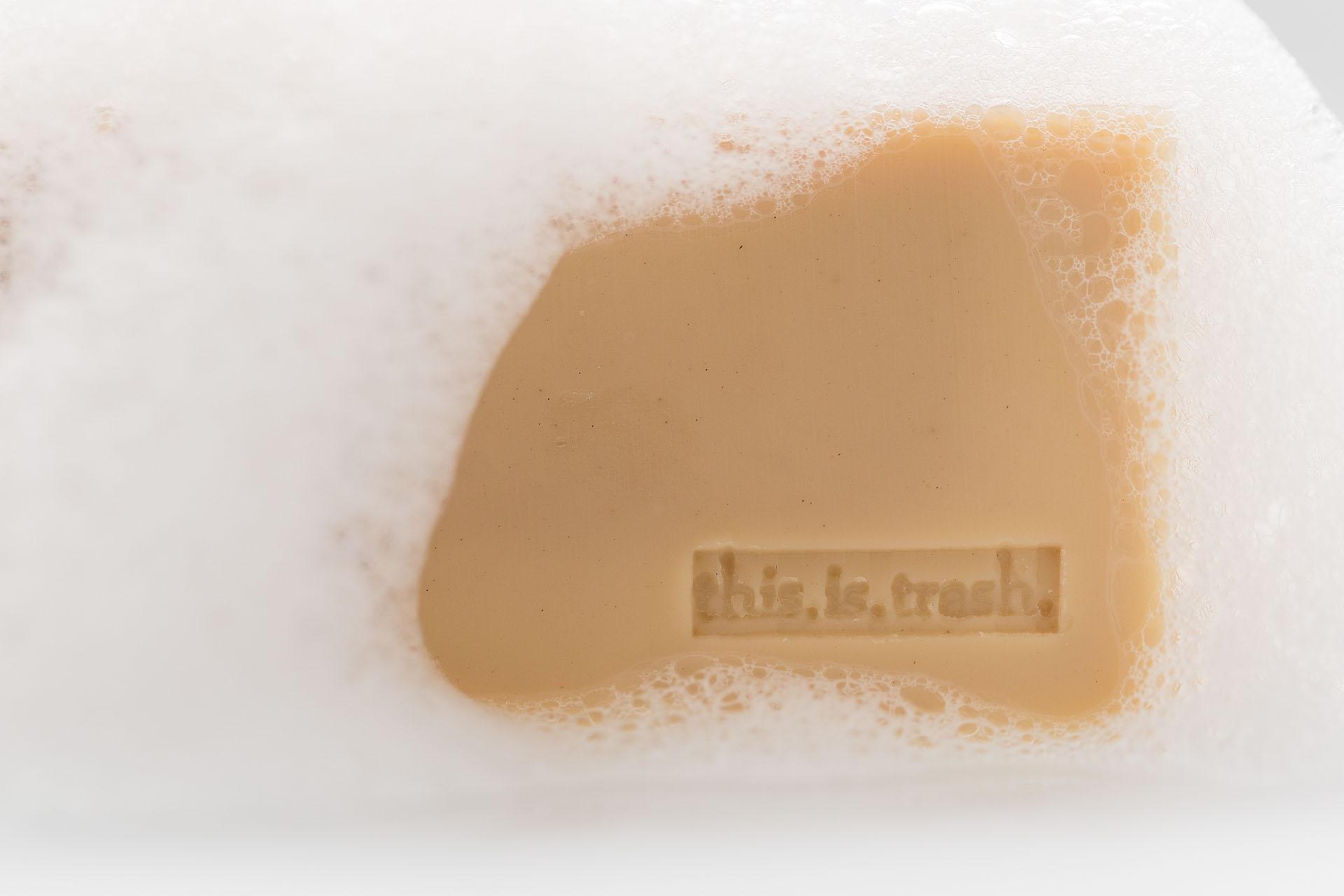 Trash Soap